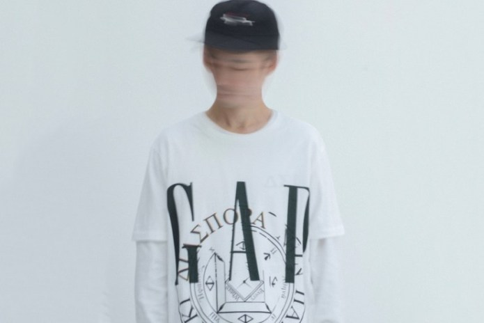 Gap x Diaspora Skateboards 聯名限定 T-Shirt
