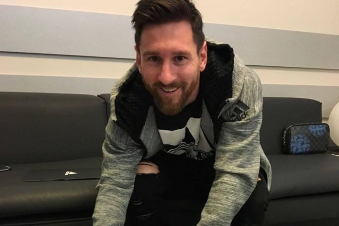據報 adidas 與 Messi 簽下了終身代言合約!