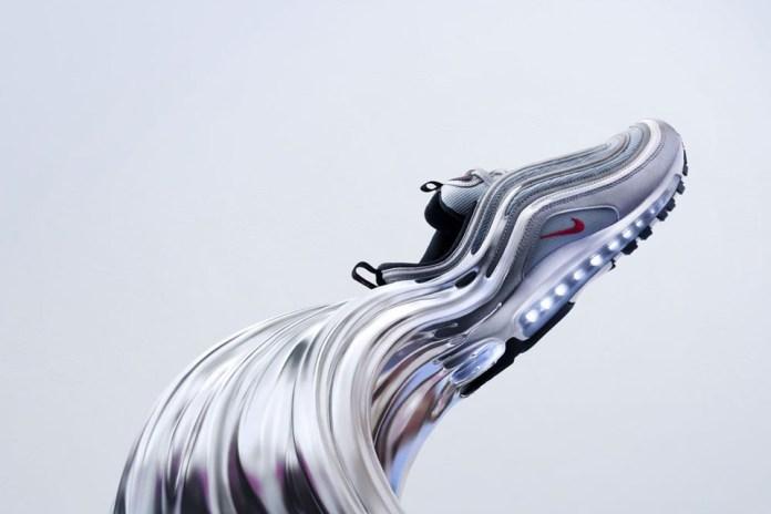 Nike Air Max 97 OG「Silver Bullet」配色即將再度上架