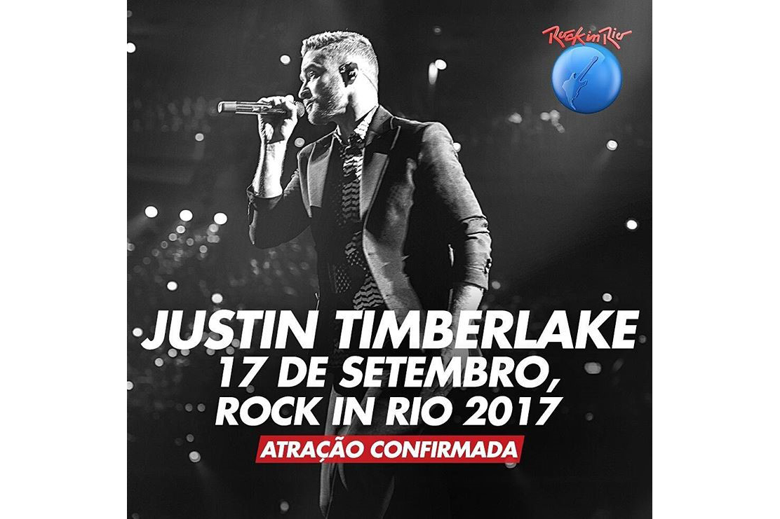 Justin Timberlake confirmed to appear on the stage of Rock in Rio Festival at Sep.17th - 621138