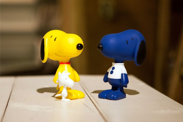 Medicom Toy VCD SNOOPY & WOODSTOCK 聯名玩偶系列上架