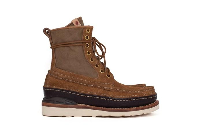 visvim 2017 春夏 GRIZZLY BOOTS-FOLK 靴款