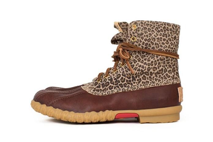 visvim 2017 春夏 Decoy Duck Boot-Folk 靴款系列