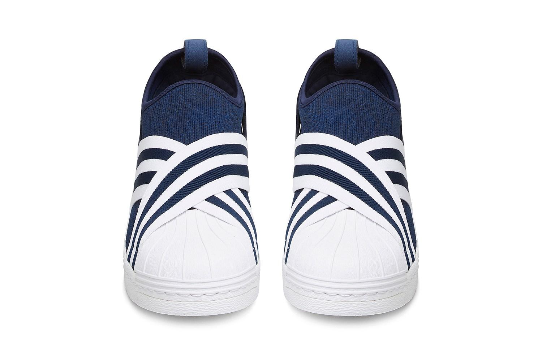 White Mountaineering x adidas Originals Superstar Slip-On - 613805