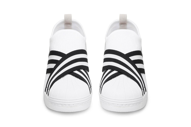 White Mountaineering x adidas Originals Superstar Slip-On - 613809