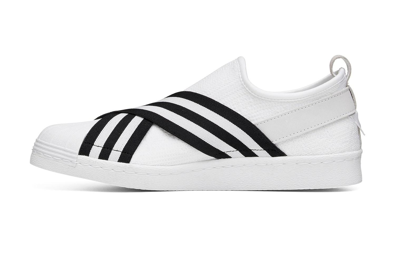 White Mountaineering x adidas Originals Superstar Slip-On - 613810