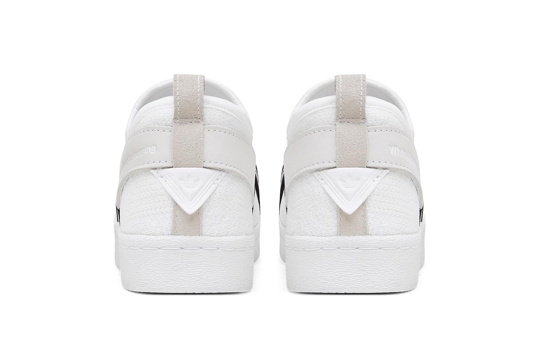 White Mountaineering x adidas Originals Superstar Slip-On - 613811