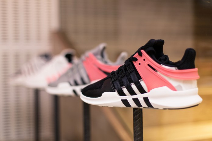 adidas Originals EQT 全新配色系列發佈會現場回顧