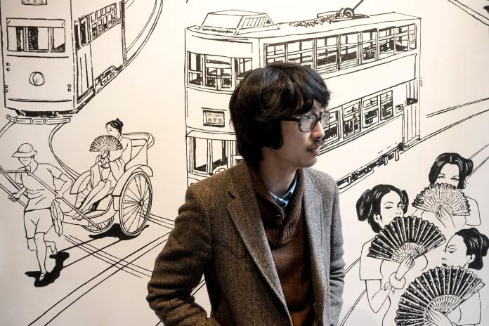 香港藝術家 Adrian Wong:為何在香港創作會被視為沒成就?