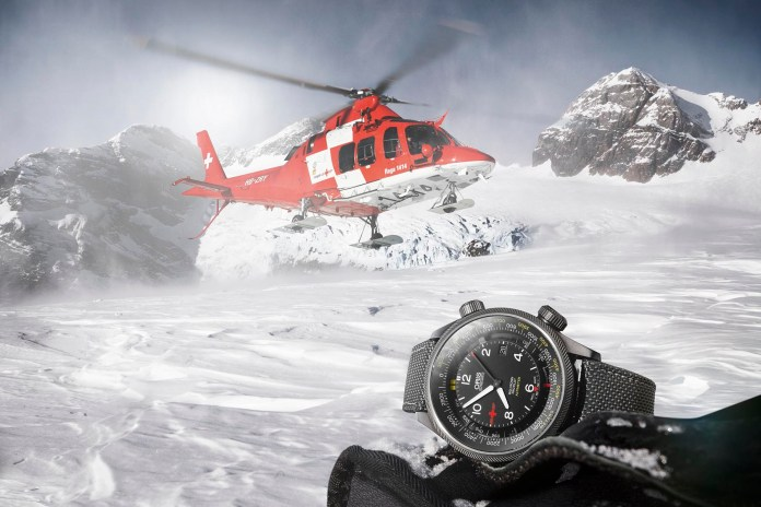Baselworld Fair 2017 前哨戰-Oris Altimeter Rega 救命時計