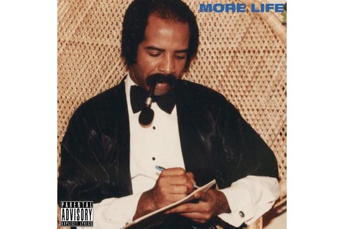Drake 最新「Playlist」《More Life》出爐