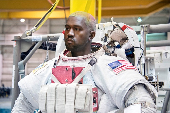 Kanye West x NASA 神秘「PROJECT 10」企劃即將登場?