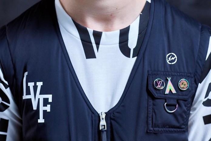 Kim Jones 透露 Louis Vuitton x fragment design 全新聯名系列發售信息