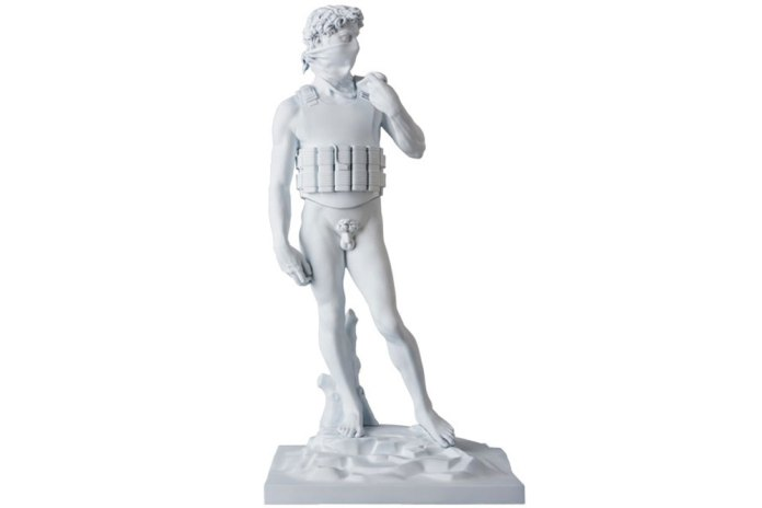 Medicom Toy 推出全新「SUICIDE MAN」雕塑擺設