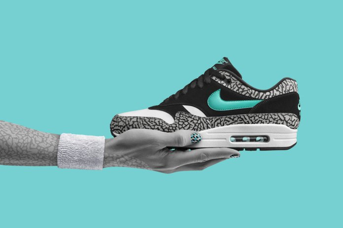 Nike Air Max 1 atmos Elephant 上架日期公布