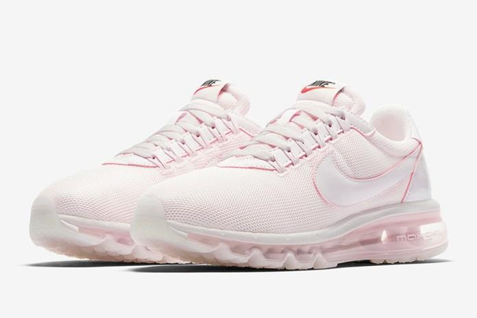 Nike Air Max LD Zero 全新配色設計「Pearl Pink」