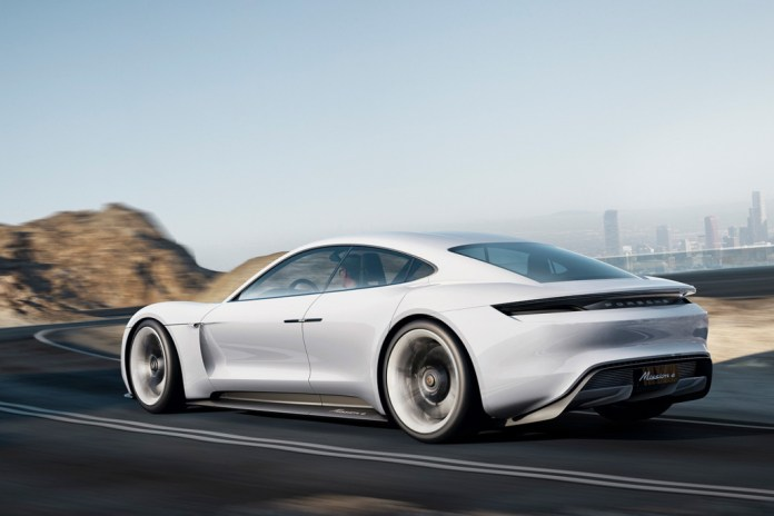 Porsche 概念跑車「Top 5」排行榜