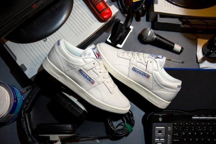 融合經典 — Reebok 全新鞋款設計 Club Workout