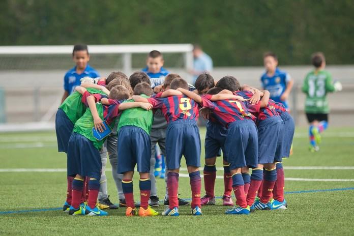 中國計劃在 2025 年前建設 50,000 所足球特色學校