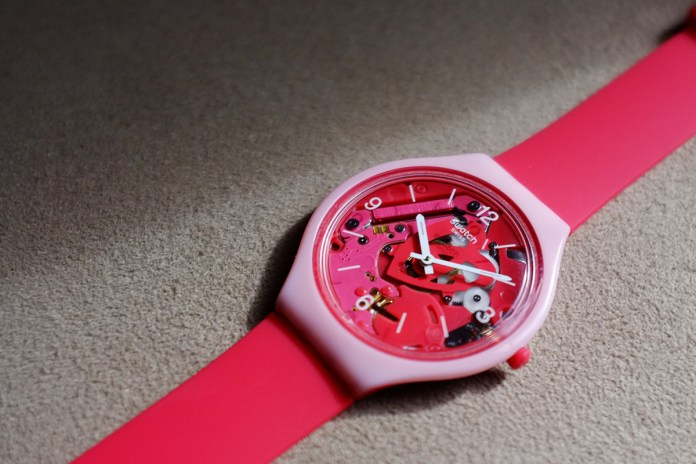 11 款 Swatch 全新 Skin Collection 手錶完整一覽