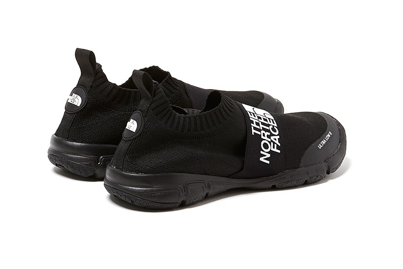 The North Face ULTRA LOW II Black - 633511