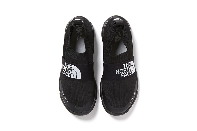 The North Face ULTRA LOW II Black - 633512