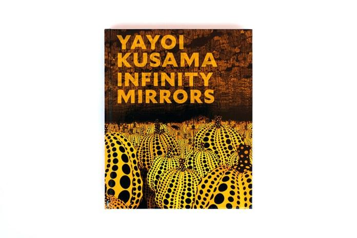 草間彌生推出代表作《INFINITY MIRRORS》同名書籍