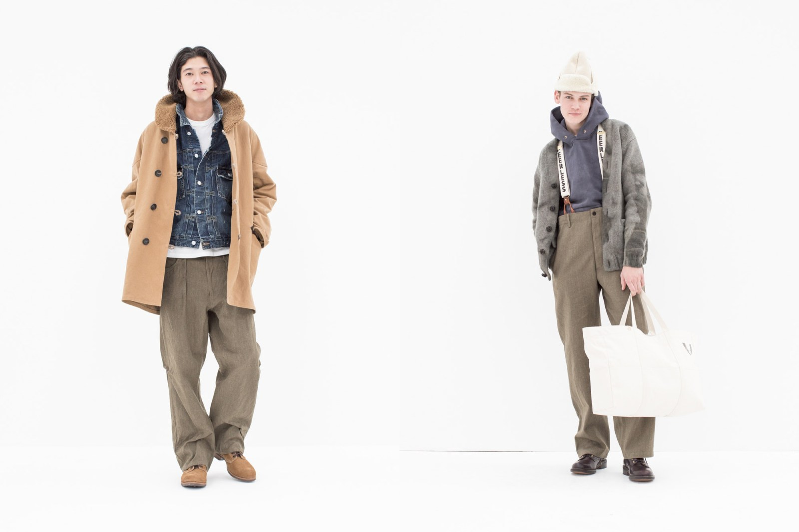 HYPEBEAST 直擊 visvim 2018 秋冬系列紐約 Showroom