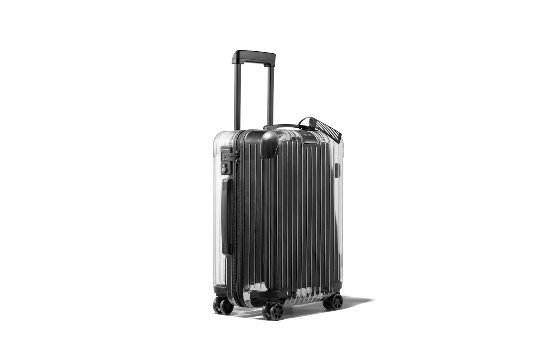 Off-White™ x RIMOWA 聯名行李箱正式發布