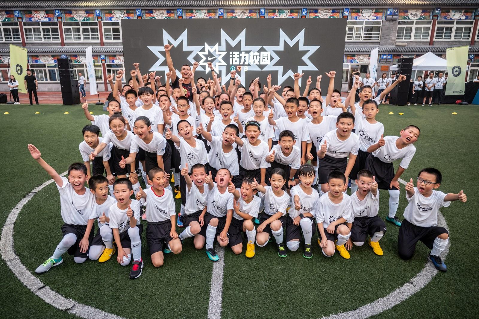 直擊 Cristiano Ronaldo 2018「全憑我敢」中國行活動