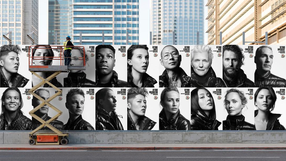 Millie Bobby Brown、石原貴雅等眾名人現身演繹 Moncler 全新廣告