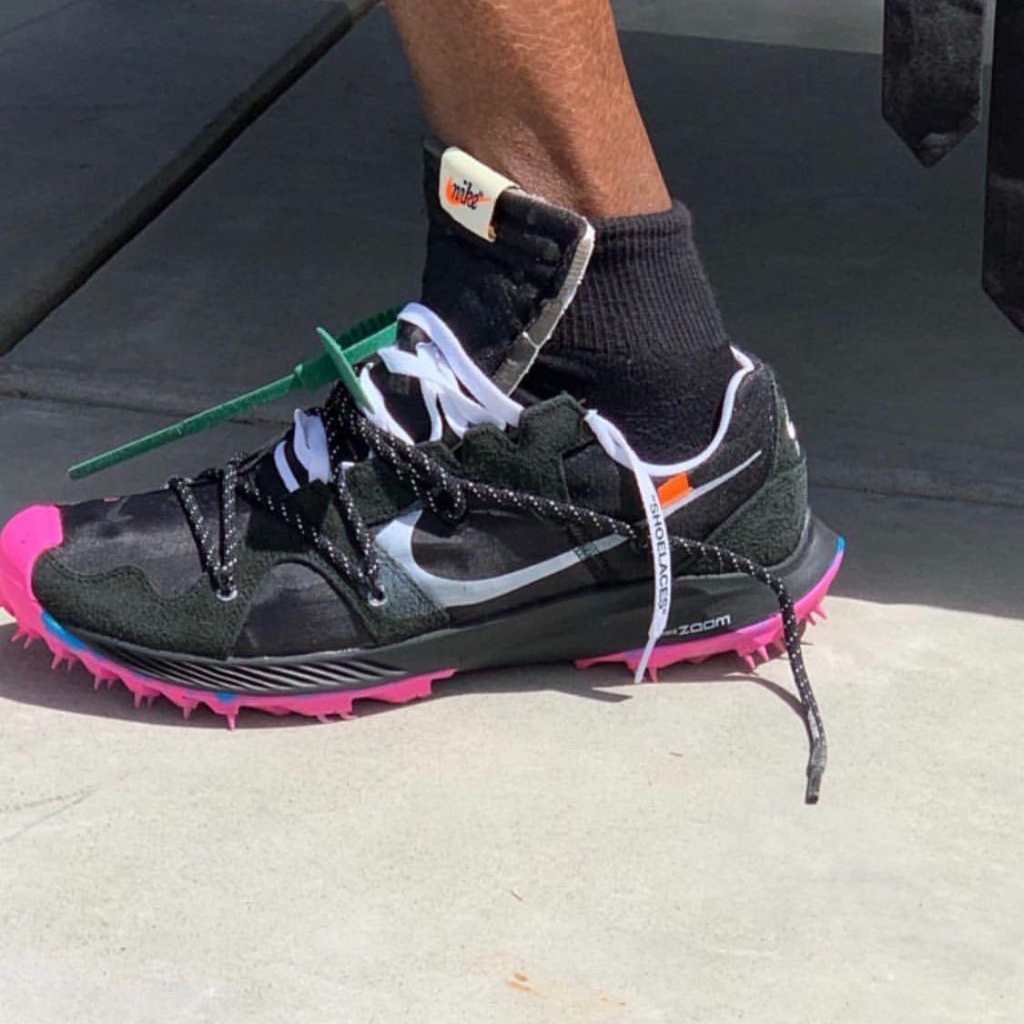 Virgil Abloh 曝光 Off-White™ x Nike 全新聯名鞋款