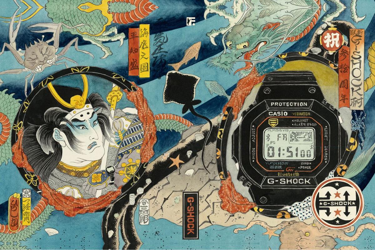 「浮世」即當下-HYPEBEAST 專訪日本新世代浮世繪師
