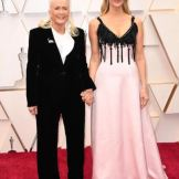 When you're a bit nervous ahead of winning your first Oscar, you need your mum at your side ... so Laura Dern (right) did just that when accompanied by her mum and fellow actress, Diane Ladd. Picture: AFP