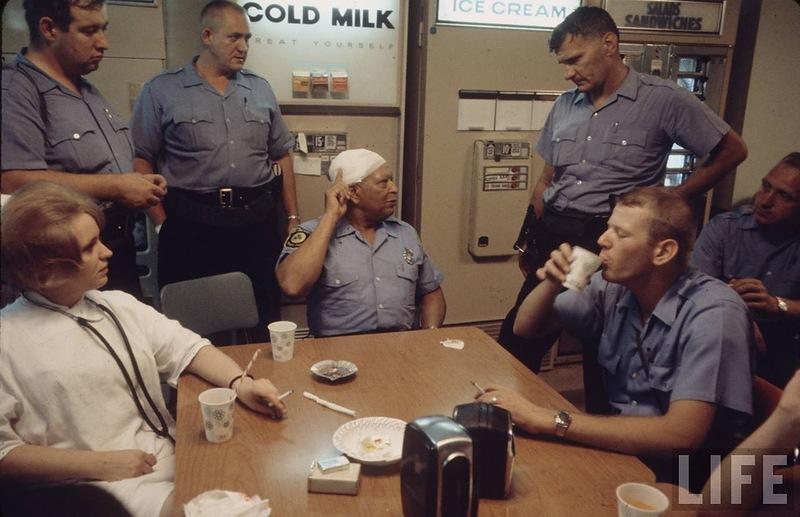 21130 Американский бунт. Детройт, 1967 год