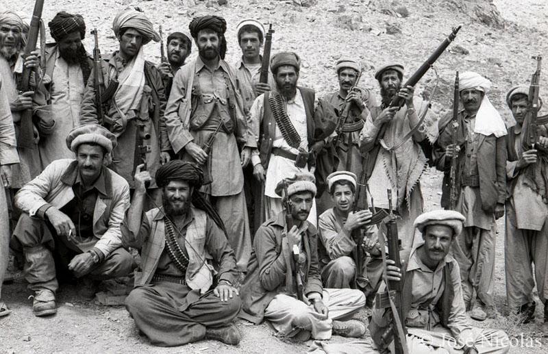 Афганские «душманы»: самые неожиданные факты о моджахедах в Афганистане