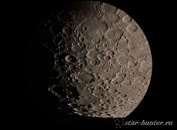 Видно ли в телескоп американский флаг на Луне Марс и