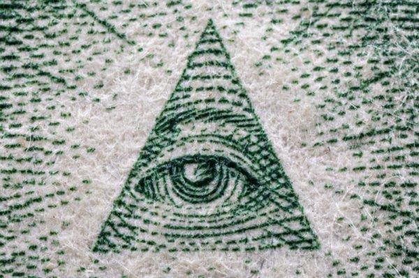 Почему на долларе красуется пирамида с глазом? (3 фото ...