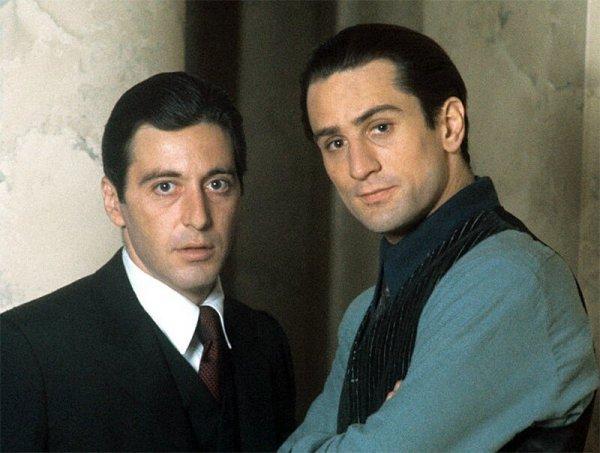 Роберт Де Ниро и Аль Пачино: крепкая дружба и ...