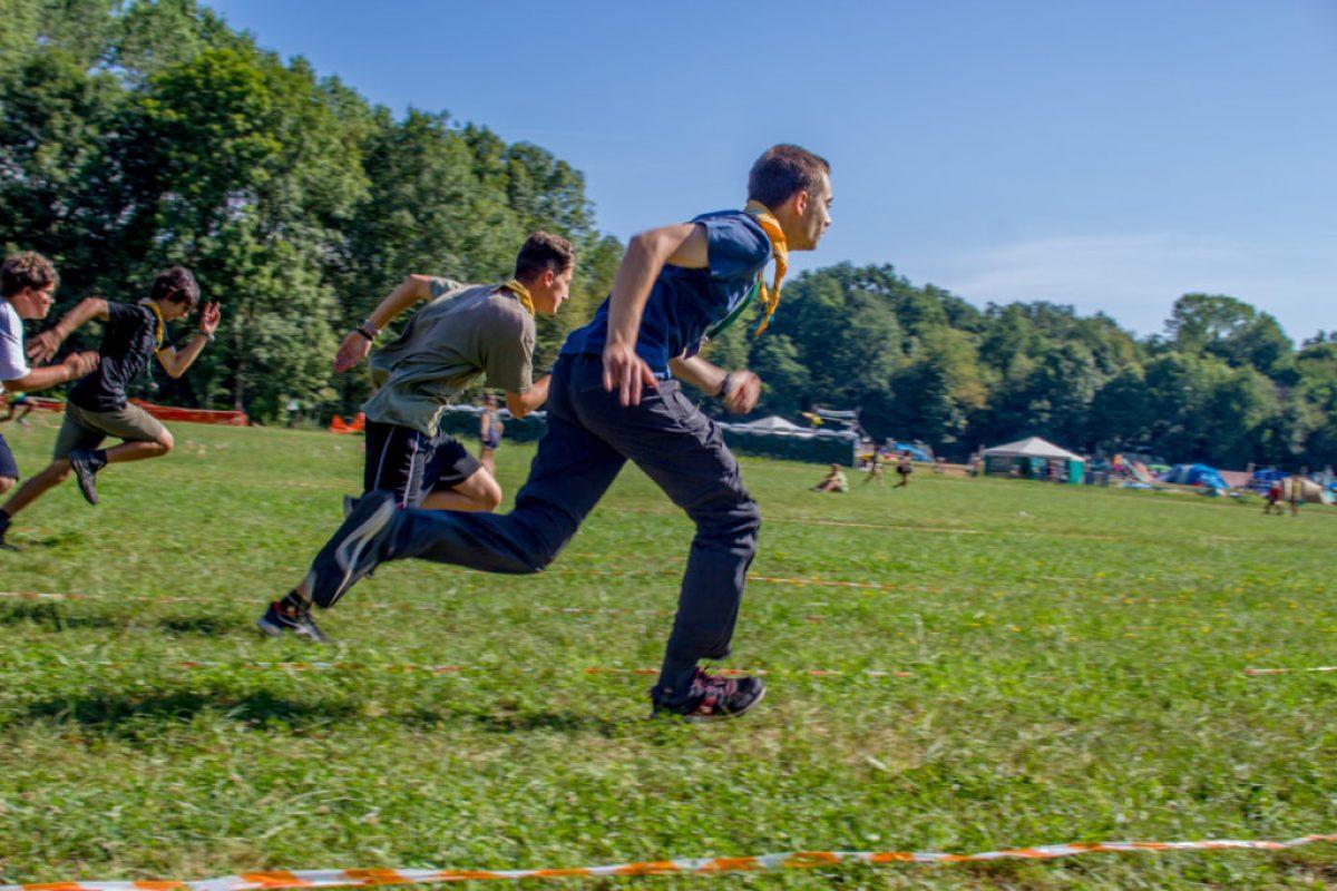 scout cngei correre atletica scoutiadi