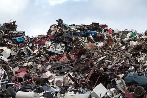 Sell your car to a scrapyard