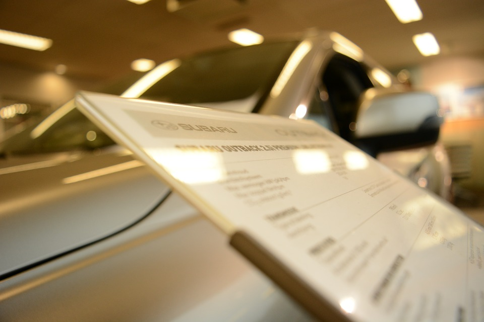 How To Save Money When Shopping For A New Car