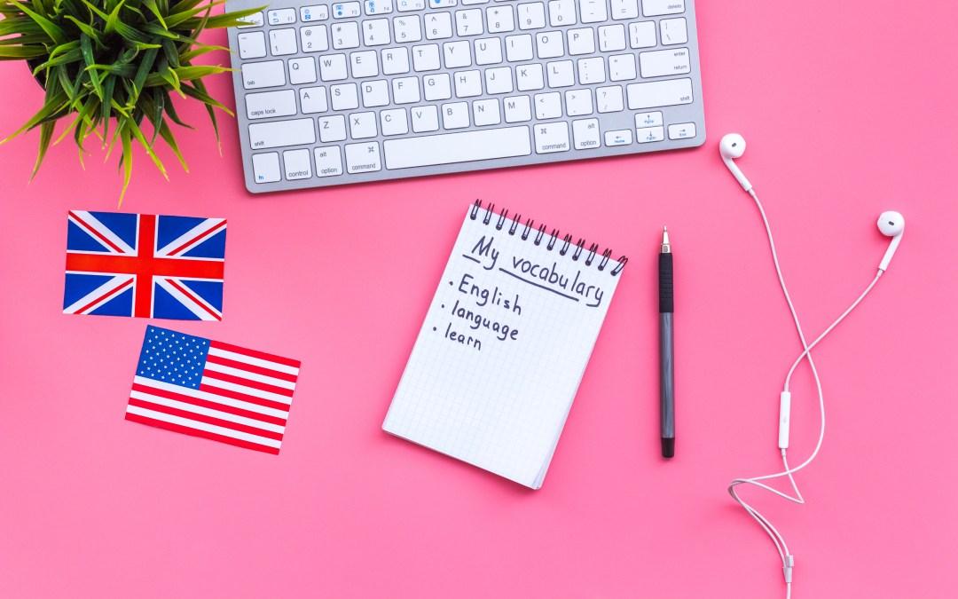 Inglês americano e britânico: qual a diferença?