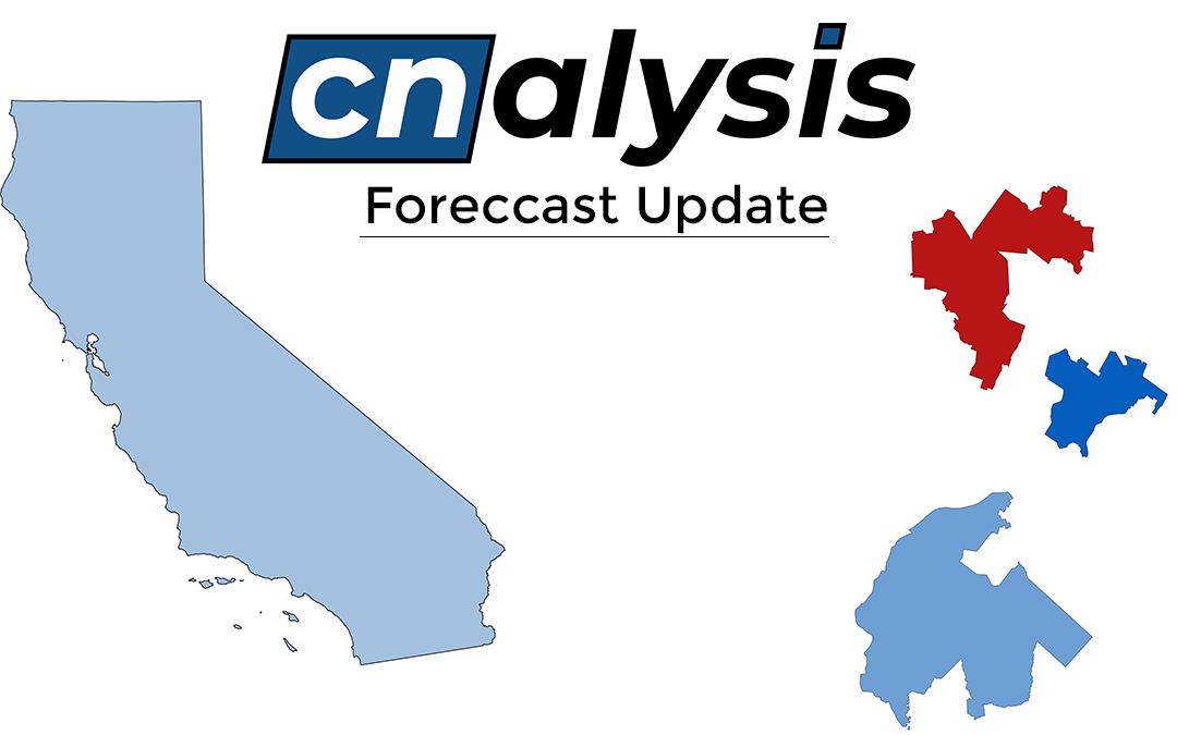 Democrats improve odds in New Jersey State Senate, but worsen in California recall