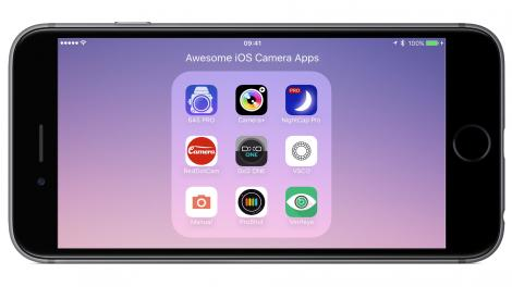 10 awesome iPhone camera apps