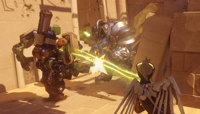 Overwatch 3v3 Competitive Mode Being Considered