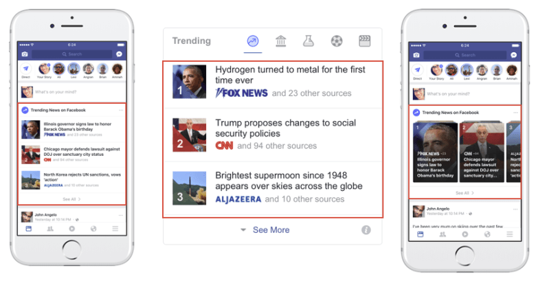 Facebook Will Block Pages that Repeatedly Share False News from Buying Ads | Social Media Today