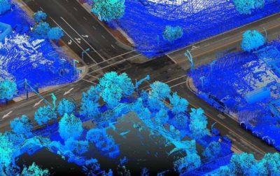 DeepMap precise 3D representation of driving environment