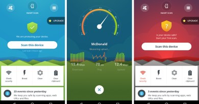 The best security apps and antivirus for Android in 2018