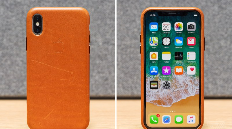 The case for using the iPhone X without a case
